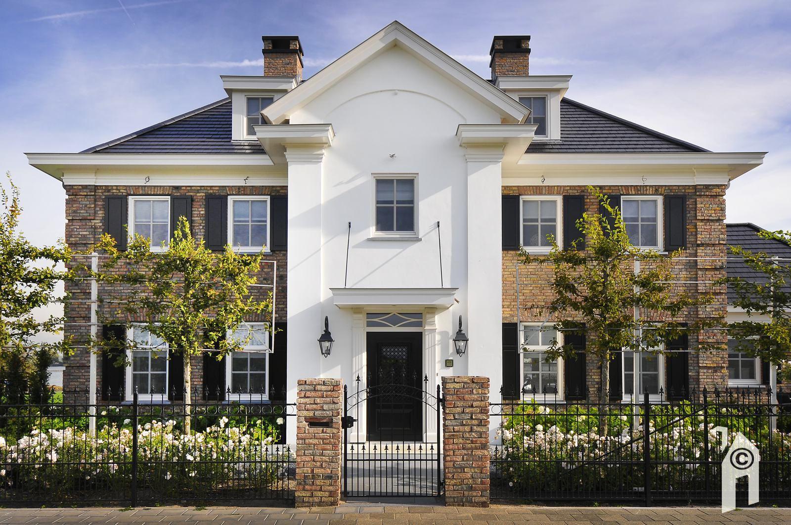 Flieroord b v goede architect of aannemer - Chique landhuis ...