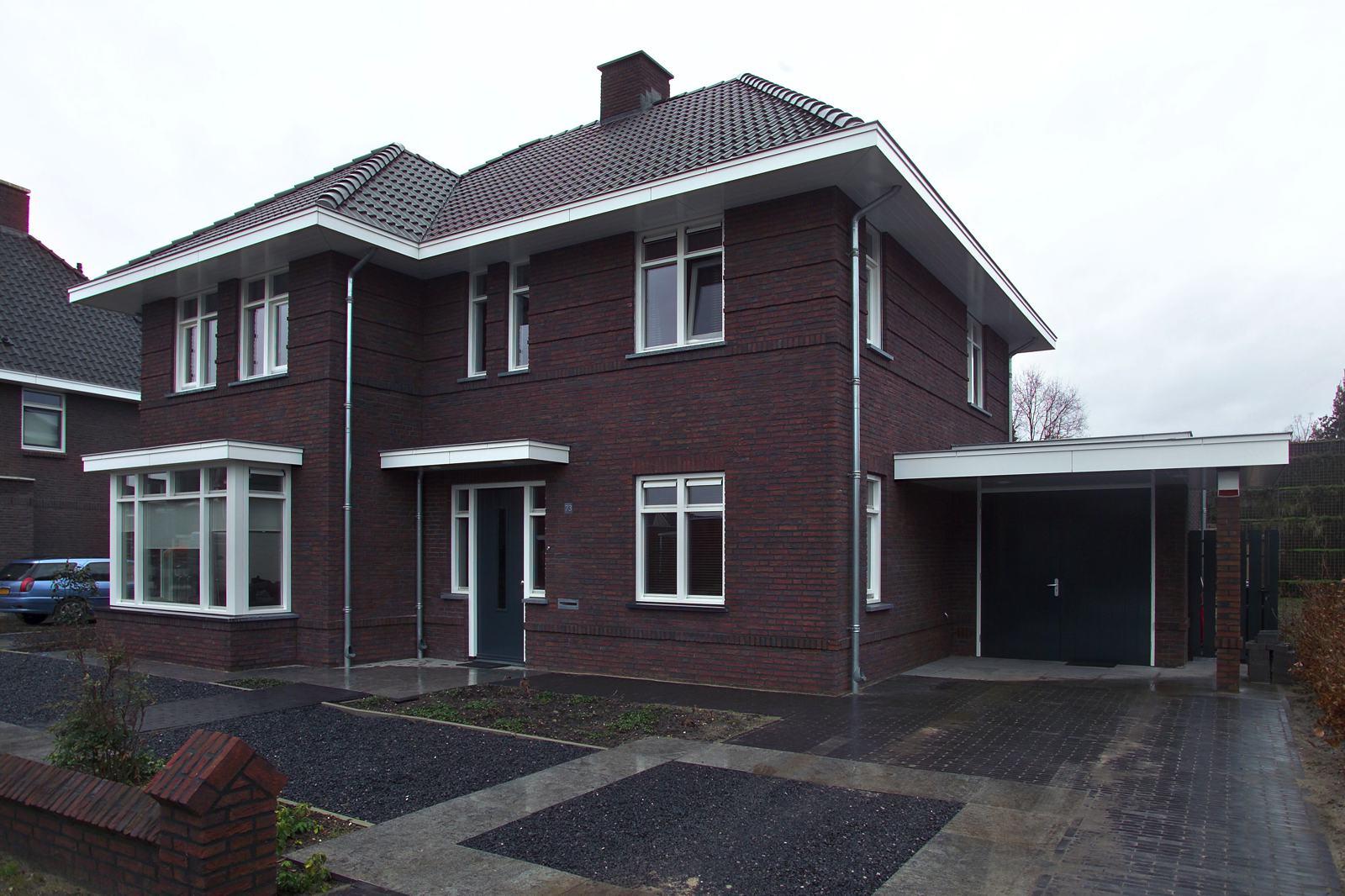 Bouwbedrijf brummelhuis goede architect of aannemer for Bouwbedrijf huizen