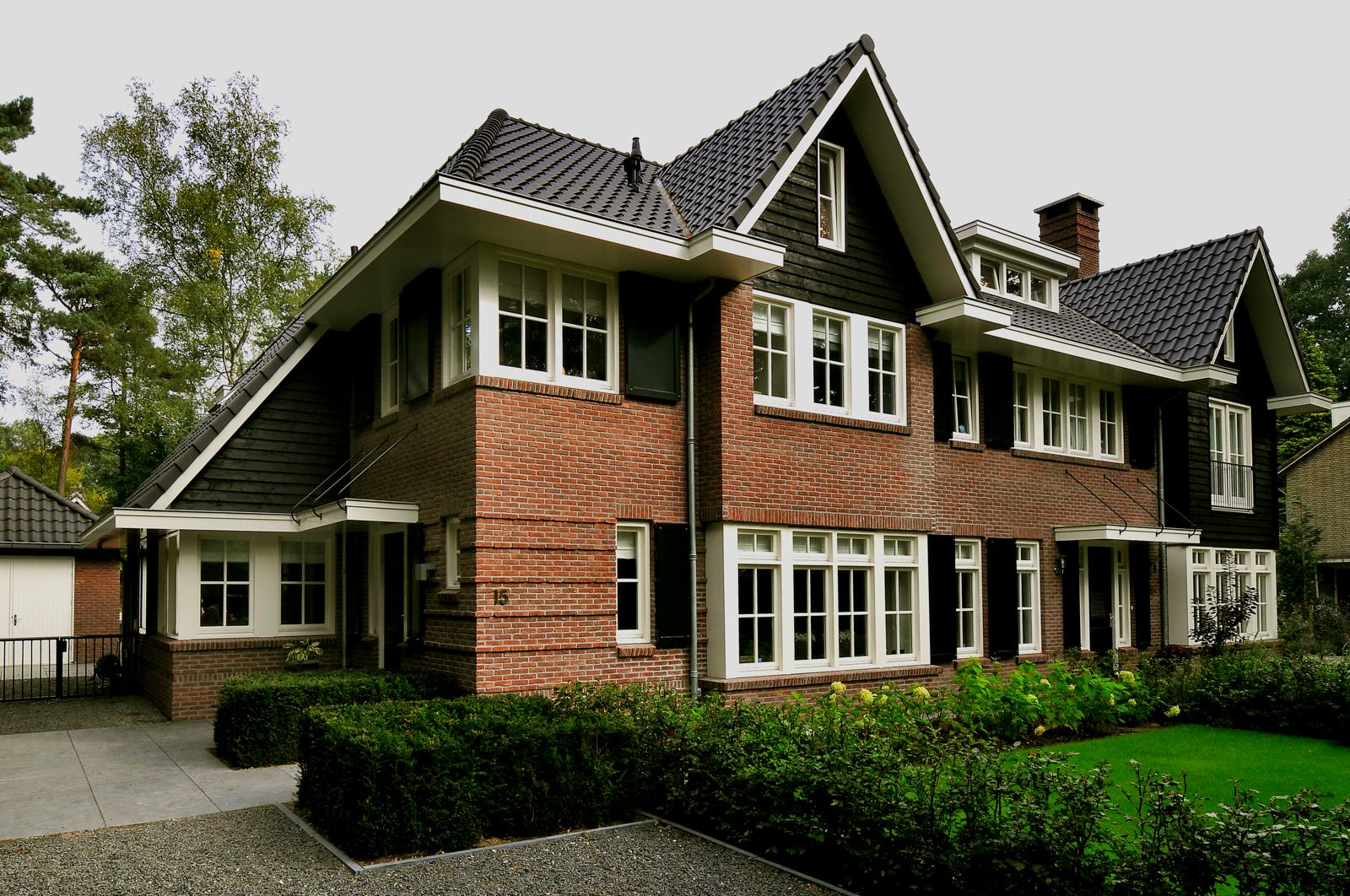 Bouwbedrijf lichtenberg b v rijssen goede architect of for Vrijstaand huis laten bouwen
