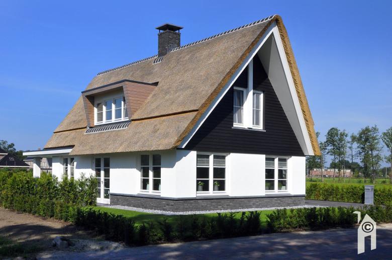 Bekhuis kleinjan het lonkende landhuis - Foto gevel moderne villa ...