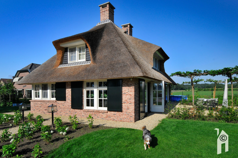 Lichtenberg gezellig landelijk for Kleine huizen bouwen