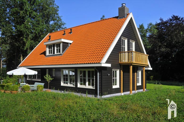 Presolid home wonen in een landhuis waar een houtsnip woont - Houten huis ...