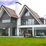 Robert morsink bouwplan met chique classique landhuis landhuis individuele architectuur - Chique landhuis ...