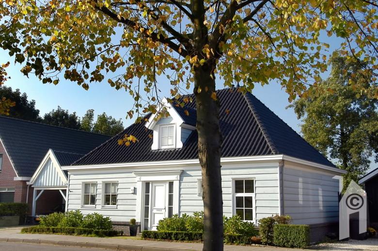Finnlogs houten notariswoning - Meer mooie houten huizen ...