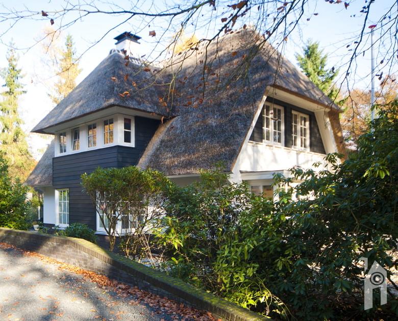 Keuken Oud Riet : Gorate ruim onder het riet eigenhuisbouwen