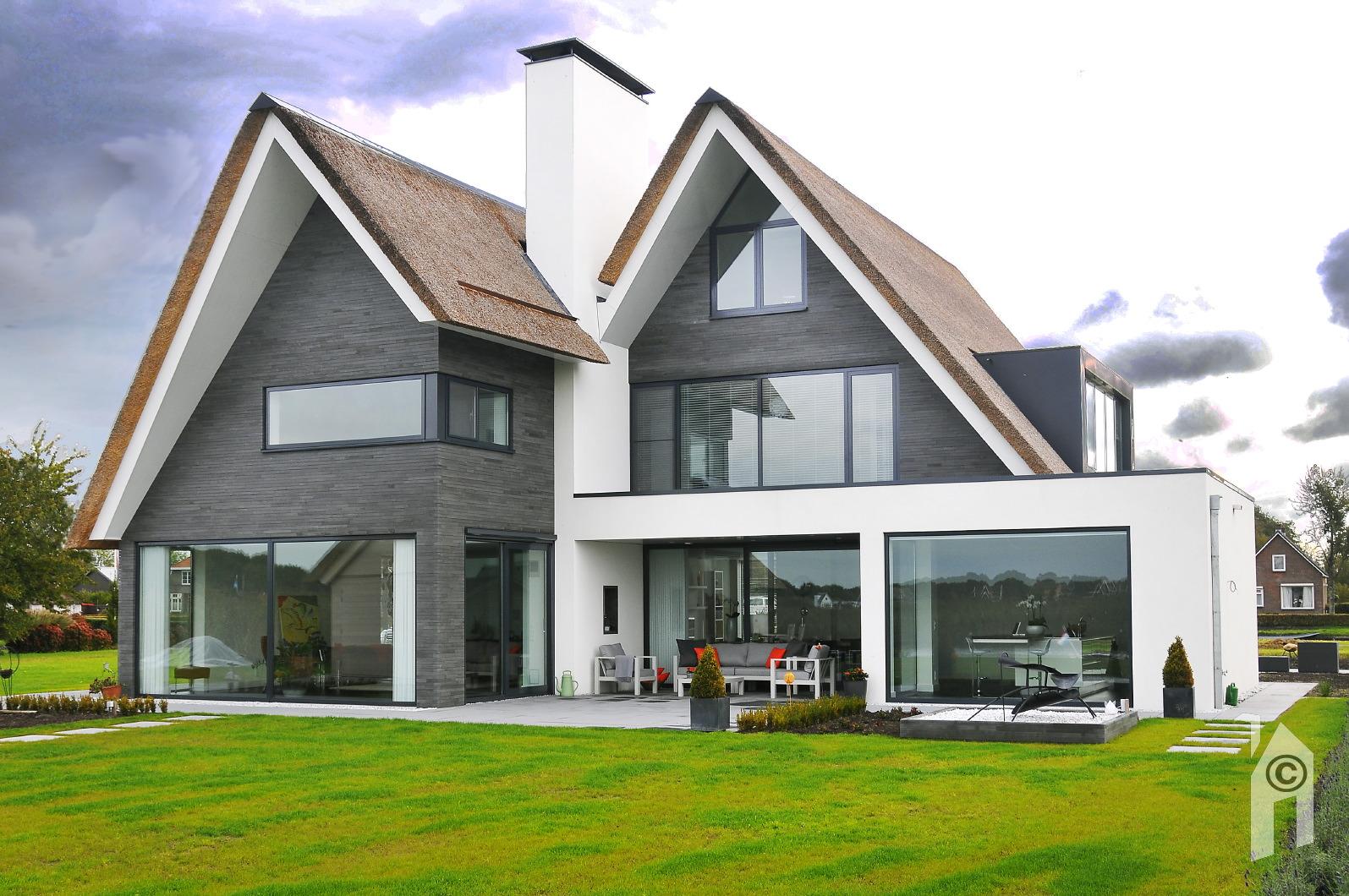 Houten huis bouwen - Huis architect hout ...