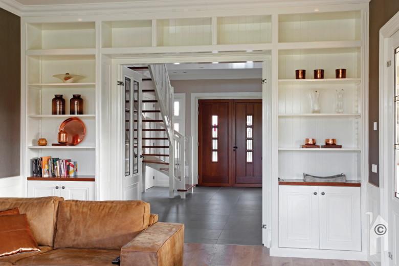 Bouwbedrijf blauhuis jaren dertig villa in landelijke for Jaren 30 stijl interieur