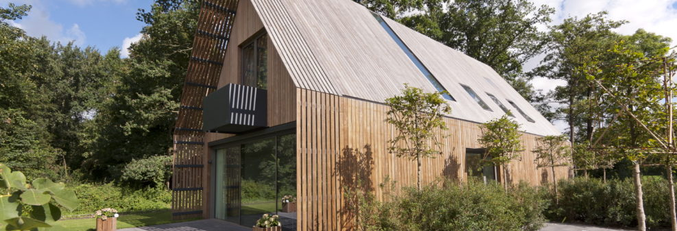 Eigen huis bouwen architecten en bouwbedrijven for Wat kost eigen huis bouwen