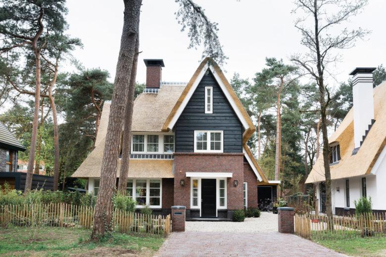 Vrijstaand Huis Bouwen : Vrijstaand huis bouwen de woning lichtenberg tussen de hoge dennen