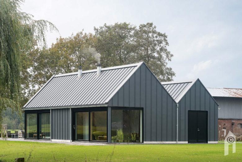 Energiezuinig huis bouwen barentsz een woning in terschuur for Energiezuinig huis