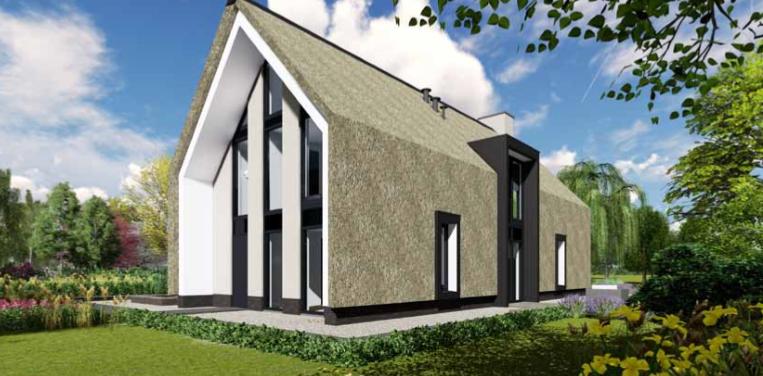 livingstone villabouw | een luxe schuurwoning | eigenhuisbouwen.nl