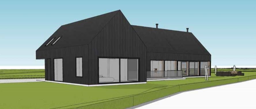 een schuurwoning laten bouwen bba architecten | eigenhuisbouwen.nl