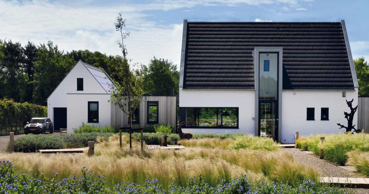 Villa ontwerp