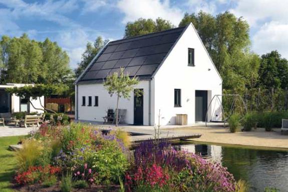 moderne schuurwoning villabouw